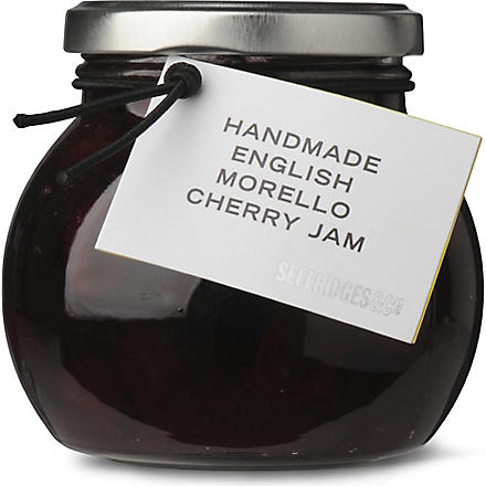 SELFRIDGES SELECTION Cherry jam 340g