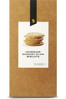 SELFRIDGES SELECTION Savoury biscuits 150g