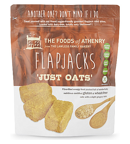 FOODS OF ATHNRY Just Oats flapjacks 150g