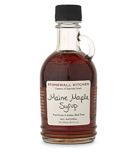 STONEWALL KITCHEN Maine maple syrup 250ml