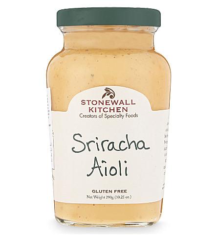 CONDIMENTS & PRESERVES Sriracha Aioli 290g