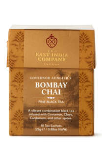 THE EAST INDIA COMPANY Bombay Chai black tea