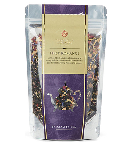 THE EAST INDIA COMPANY First Romance speciality tea 100g