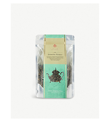 THE EAST INDIA COMPANY Jasmine Pearls fine green tea 100g