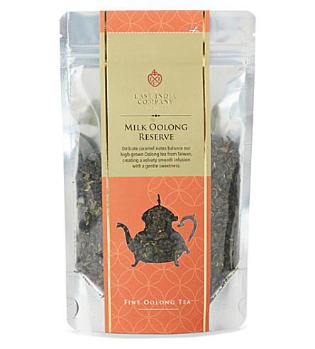 THE EAST INDIA COMPANY Milk Oolong Reserve fine oolong tea 100g