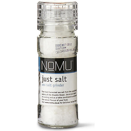 NOMU Just Salt Grinder