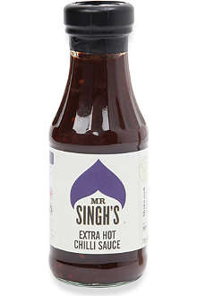 MR SINGH'S Extra Hot chilli sauce 275g