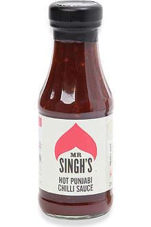MR SINGH'S Hot Punjabi chilli sauce 250ml