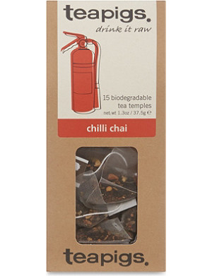 NONE 15 Chilli chai tea bags