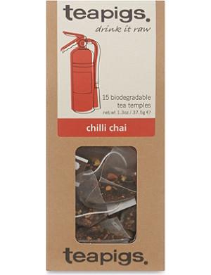 NONE 15 Chilli chai tea bags