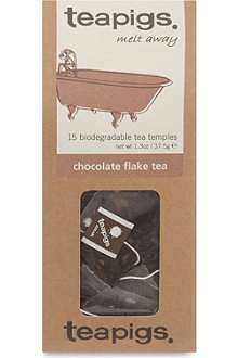 TEAPIGS 15 Chocolate flake tea bags