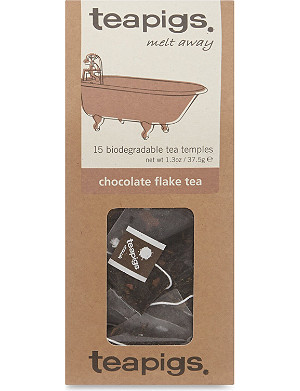 NONE 15 Chocolate flake tea bags