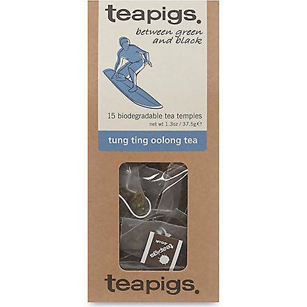 Tung Ting Oolong tea bags 375g