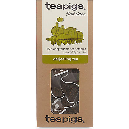 15 Darjeeling tea bags