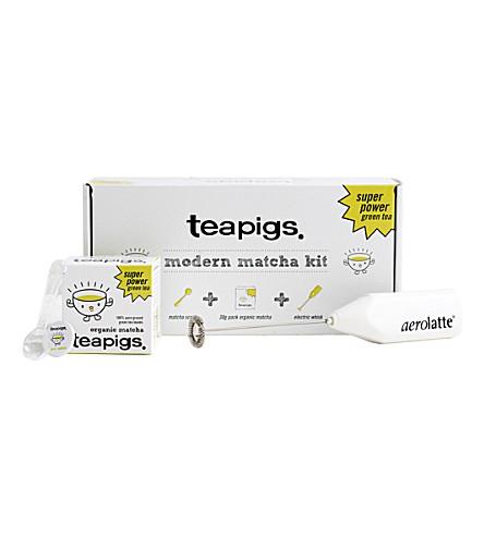 TEAPIGS Modern matcha kit 380g