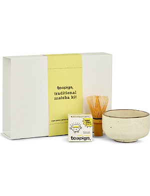 TEAPIGS Traditional matcha kit 610g