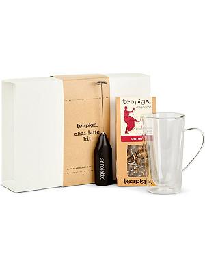 TEAPIGS Teapigs chai latte gift set 370g