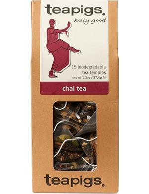 TEAPIGS Chai tea temples 37.5g