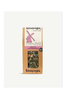 TEAPIGS Caffeine-free liquorice and peppermint tea temples 45g