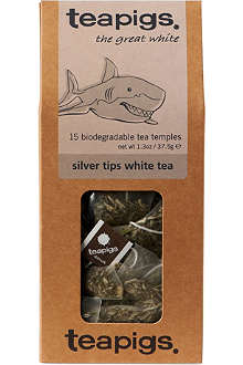 TEAPIGS Silver Tips white tea temples 37.5g