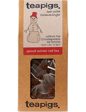 TEAPIGS Spiced Winter red tea temples 37.5g