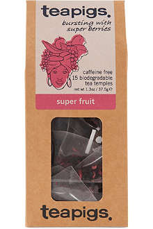TEAPIGS Super Fruit tea temples 37.5g