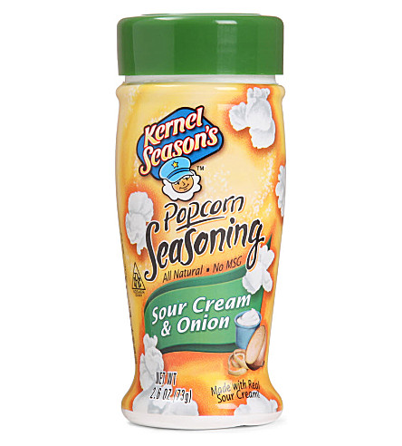 Sour Cream and Onion popcorn seasoning 73g