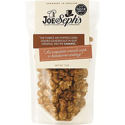 JOE & SEPH'S Caramel Crunch popcorn 100g