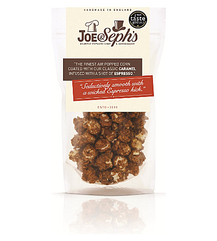 JOE & SEPH'S Caramel & Espresso popcorn 90g