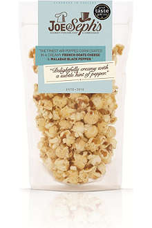 JOE & SEPH'S Goat's Cheese & Black Pepper popcorn 90g