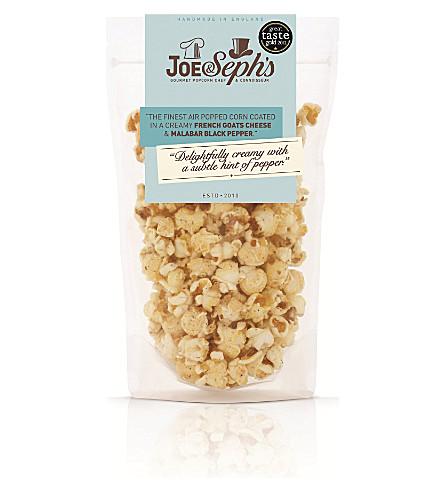 JOE & SEPH'S Goat's Cheese & Black Pepper popcorn 90g