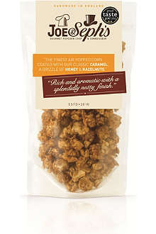 JOE & SEPH'S Honey Hazelnut popcorn 80g