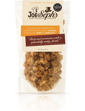 JOE & SEPH'S Honey Hazelnut popcorn 80g