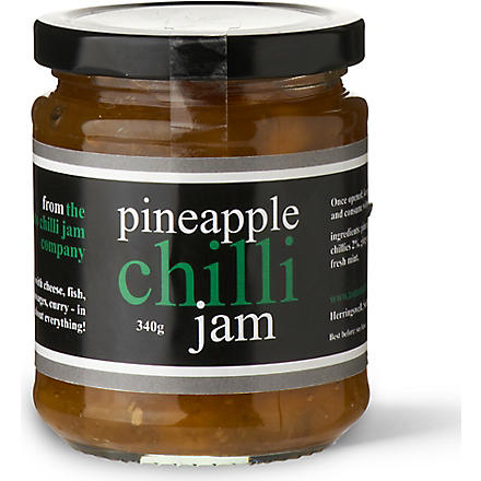 TOMATO CHILLI JAM Pineapple chilli jam