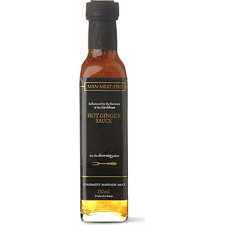 Hot ginger sauce 250ml