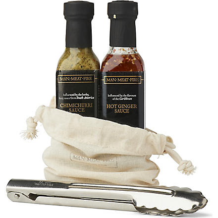 Mangift sauce gift set 2 x 250ml