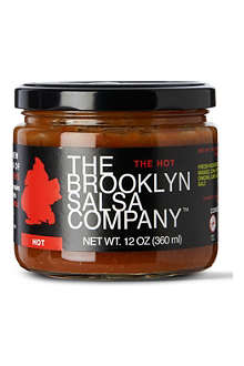 BROOKLYN SALSA The Hot Brooklyn salsa 340g
