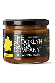 BROOKLYN SALSA The Pure Manhattan salsa 340g
