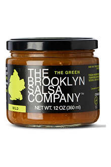 BROOKLYN SALSA The Green Staten Island salsa 340g