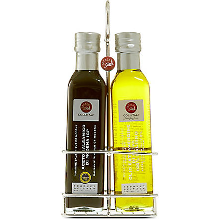 COLLITALI Marasca oil and vinegar rack