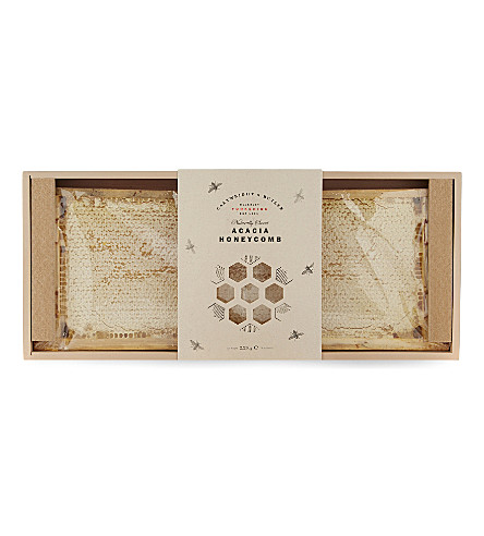 CARTWRIGHT & BUTLER Acacia honeycomb in wooden frame