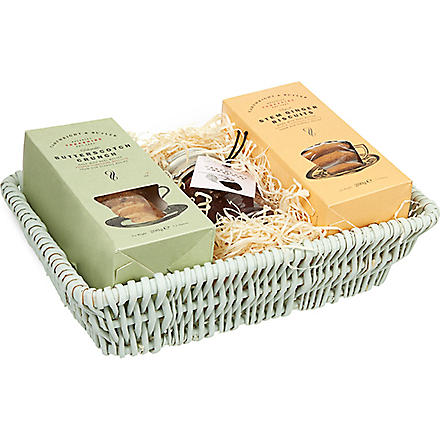 CARTWRIGHT & BUTLER The Ingleton gift tray 700g