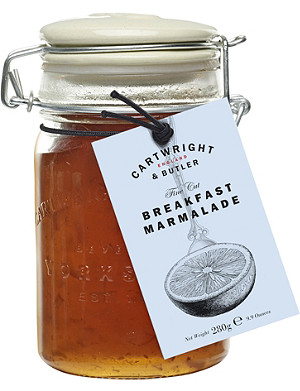 CARTWRIGHT & BUTLER English breakfast marmalade 300g