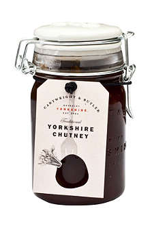 CARTWRIGHT & BUTLER Yorkshire chutney 280g