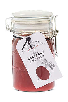 CARTWRIGHT & BUTLER Beetroot chutney 260g