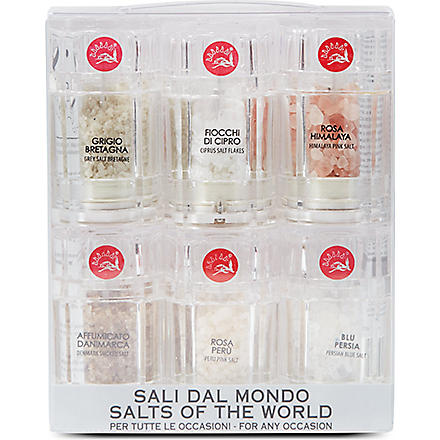COLLITALI Salt of the World kit
