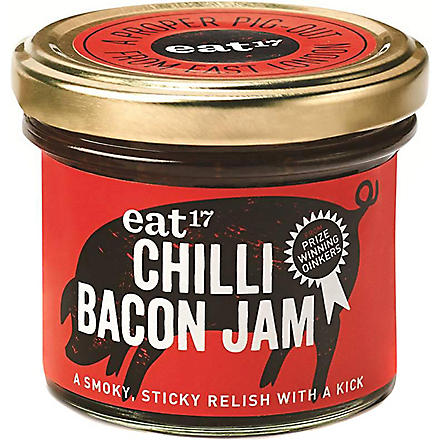 EAT 17 Chilli Bacon Jam 110g