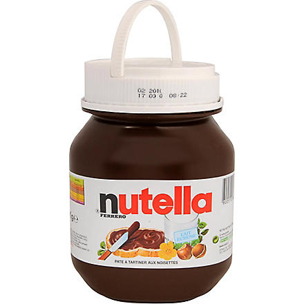 NUTELLA Nutella hazelnut spread 5kg