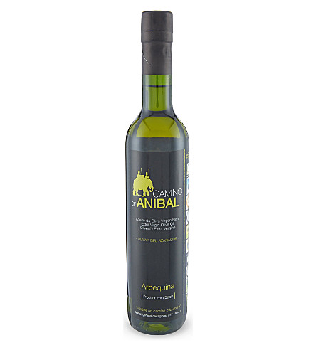 OILS Arbequina olive oil 500ml