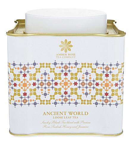 THE AMBER ROSE TEA COMPANY Ancient World loose leaf tea 100g